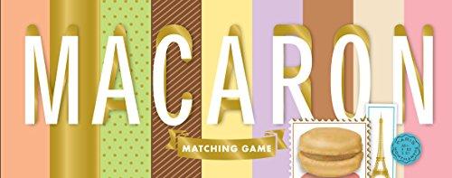 9781452121536: Macaron Matching Game (Macaron Gift & Stationery)