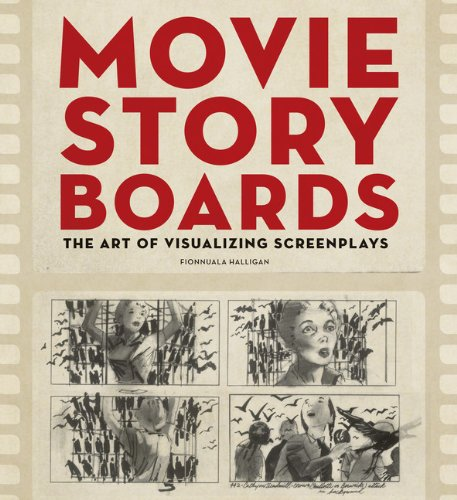 9781452122199: Movie Storyboards