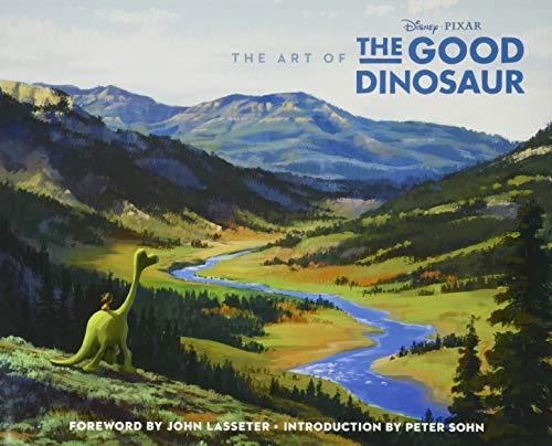 The Art of the Good Dinosaur (Hardcover): Karen Paik