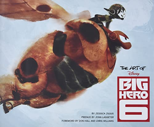9781452122212: The Art of Big Hero 6
