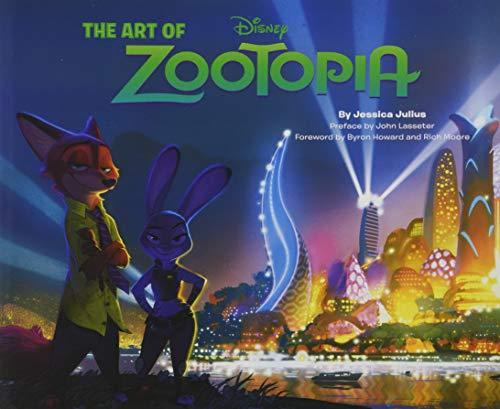 9781452122236: ART OF ZOOTOPIA