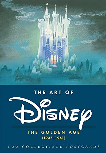 9781452122298: The Art of Disney: The Golden Age (1937-1961) (Postcards)