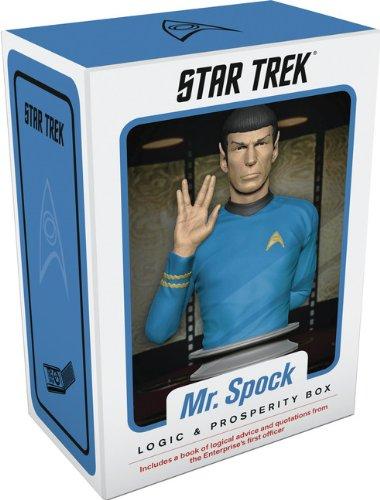 9781452124506: Mr. Spock: Logic & Prosperity Box (Star Trek)
