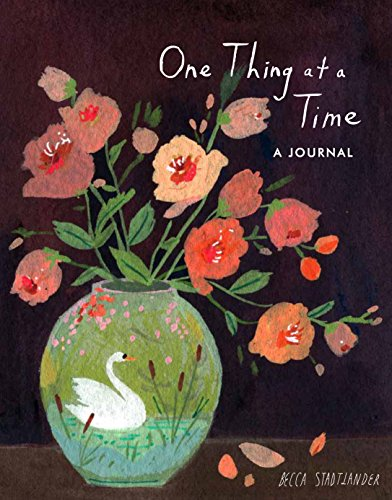 9781452124810: One Thing at a Time: A Notebook