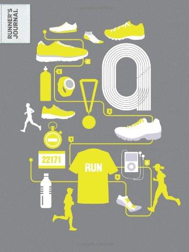 9781452124988: Runner's Journal: A Year of Running