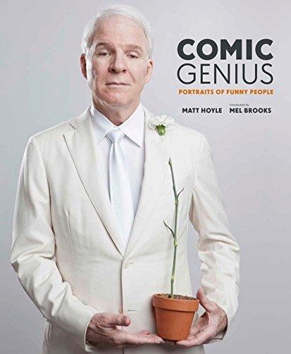 Comic Genius: Portraits of Funny People: Hoyle, Matt (Artist)