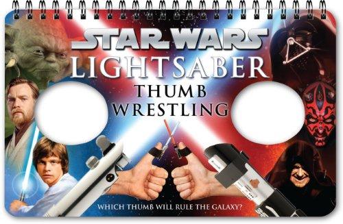 9781452125749: Star Wars Lightsaber Thumb Wrestling