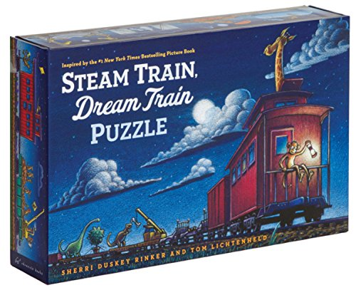 9781452125879: Steam Train, Dream Train Puzzle
