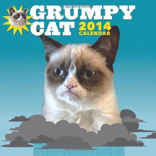 9781452126609: Grumpy Cat 2014 Wall Calendar