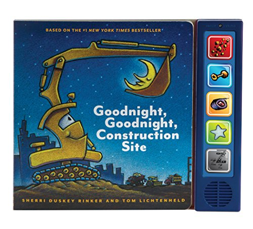 9781452128245: Goodnight, Goodnight Construction Site