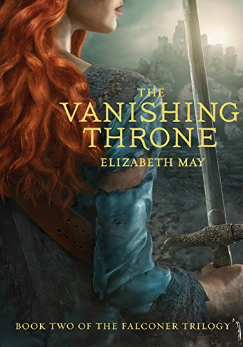 9781452128825: The Vanishing Throne: Book Two of the Falconer Trilogy