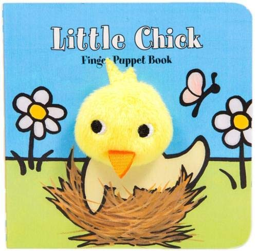 Little Chick : Finger Puppet Book: Image Books Staff;