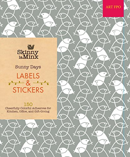 Sunny Days Labels and Stickers (Skinny LaMinx): Skinny Laminx