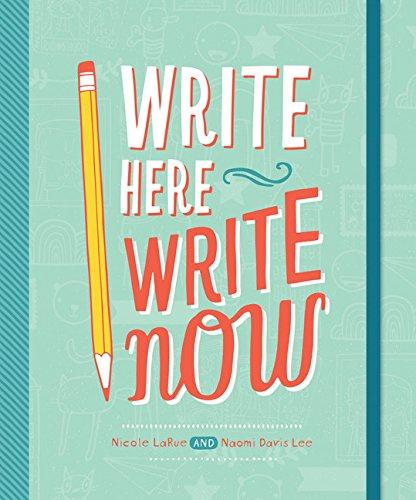 9781452129396: Write Here, Write Now