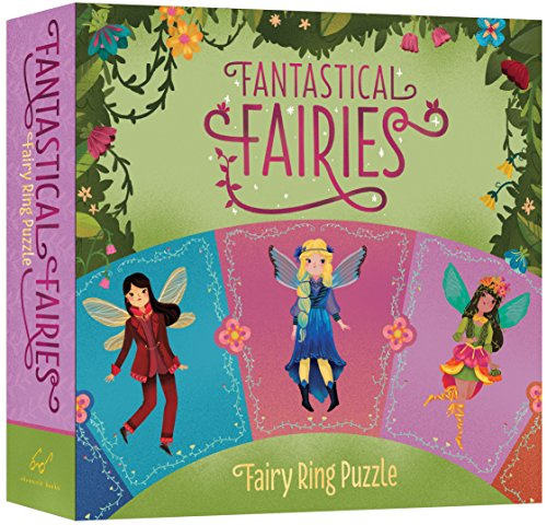 Fantastical Fairies Fairy Ring Puzzle: Chronicle Books