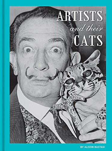 9781452133553: Artists and their cats