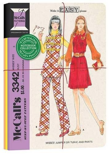 9781452134819: Vintage McCall's Patterns Notebook Collection (Sewing Journal, Vintage Sewing Patterns, Gifts for Mom) (Notebooks)