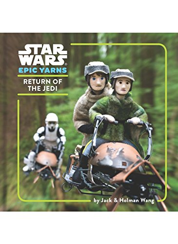 Star Wars Epic Yarns: Return of the Jedi