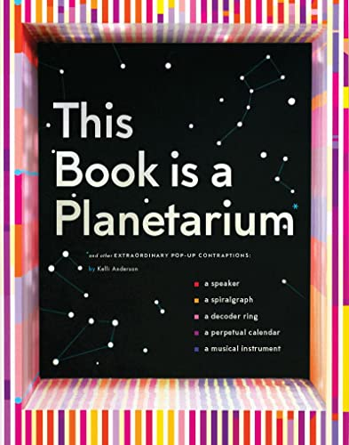 9781452136219: This Book is a Planetarium: And Other Extraordinary Pop-Up Contraptions [Lingua inglese]