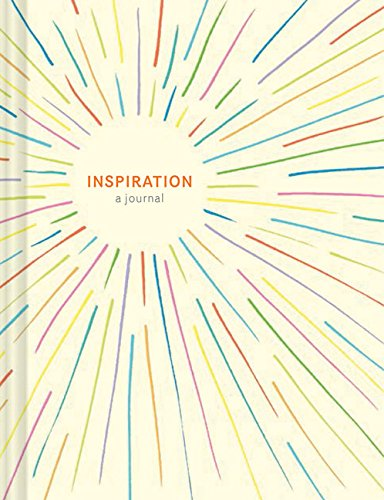 Inspiration: A Journal: Chronicle Books