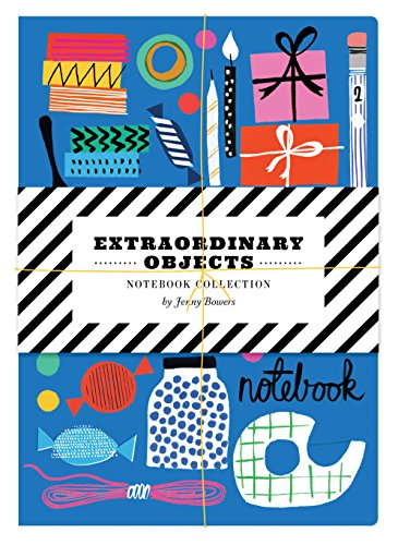 9781452137315: Extraordinary Objects Notebook Collection