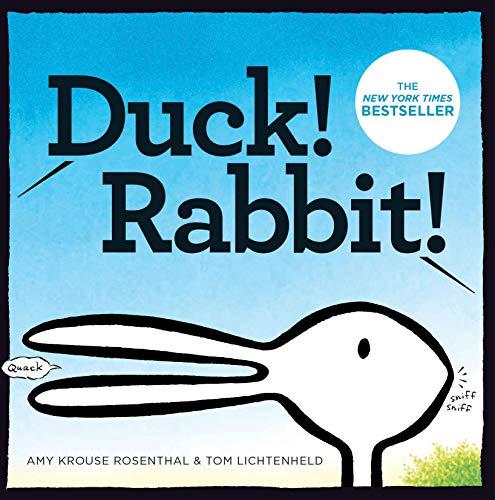 9781452137339: Duck! Rabbit!