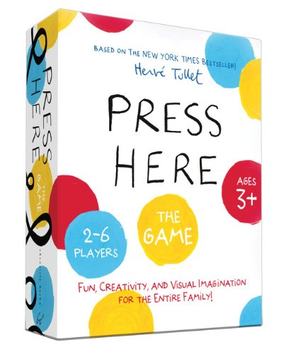 Press Here the Game (Game)