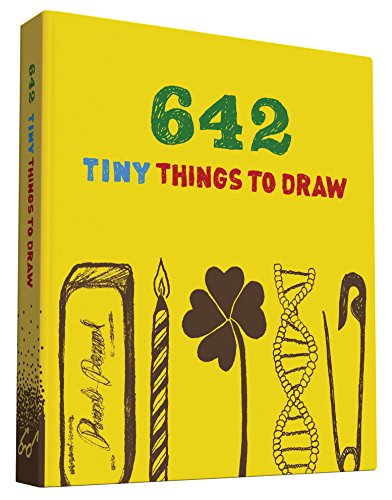 9781452137575: 642 Tiny Things to Draw