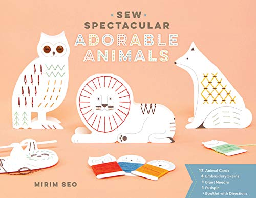 9781452137759: Sew Spectacular: Adorable Animals