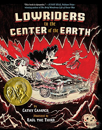 9781452138367: Lowriders to the Center of the Earth (Lowriders in Space)