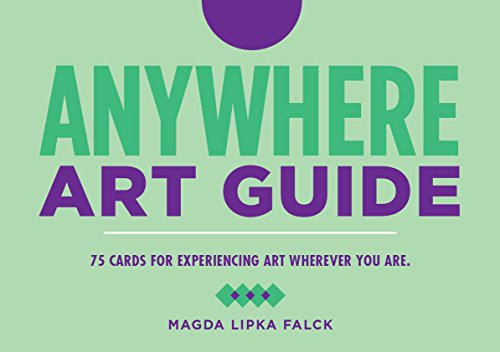9781452138701: Anywhere Art Guide: 75 Cards for Appreciating Art Wherever You Are