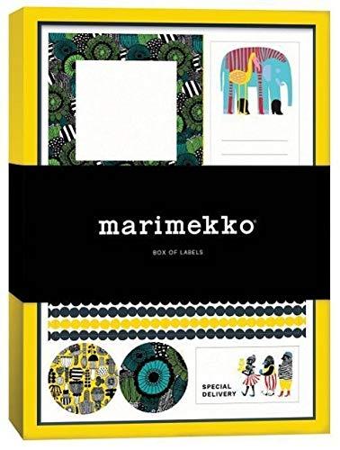 9781452138763: Marimekko: Box of Labels