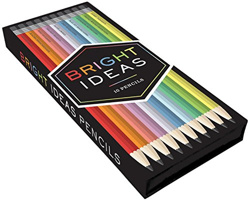Bright Ideas Pencils: Chronicle Books