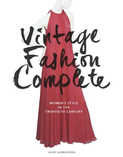 9781452140216: Vintage Fashion Complete