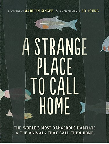 9781452141251: A Strange Place to Call Home: The World's Most Dangerous Habitats & the Animals That Call Them Home
