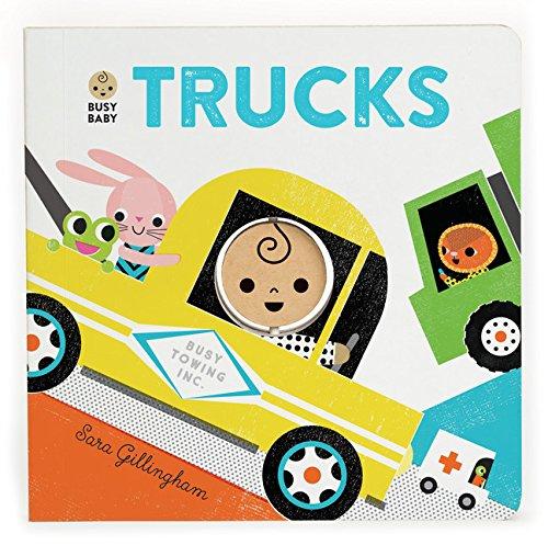 9781452141879: Busy Baby Trucks