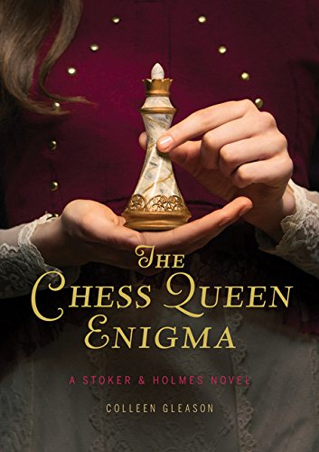 9781452143170: The Chess Queen Enigma: A Stoker & Holmes Novel