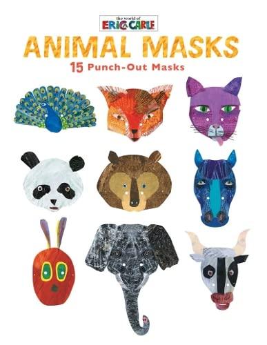 9781452143217: The World of Eric Carle(TM) Animal Masks