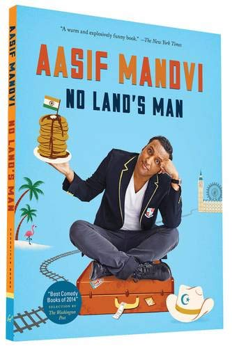 No Land's Man: Mandvi, Aasif