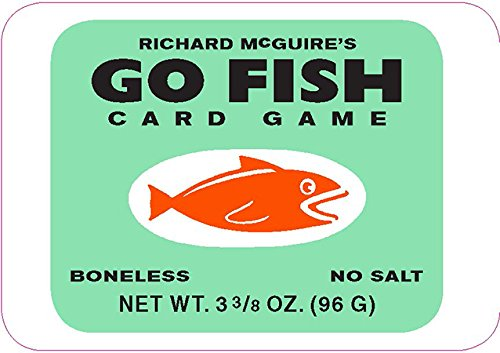 9781452146553: Richard McGuire's Go Fish Card Game