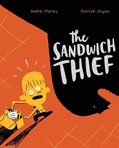 9781452146591: The Sandwich Thief