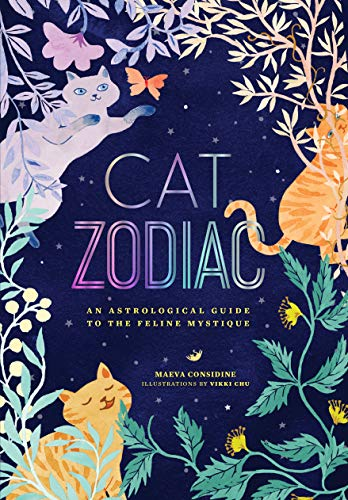 9781452148281: Cat Zodiac: An Astrological Guide to the Feline Mystique