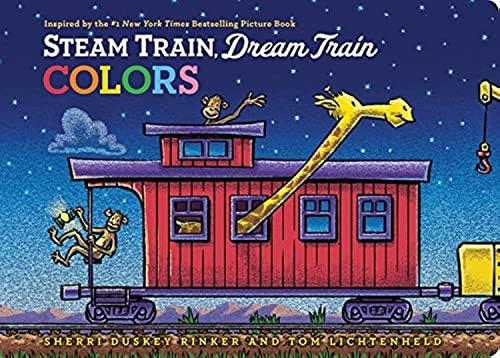 9781452149158: Steam Train, Dream Train Colors