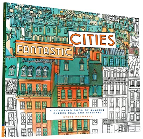 9781452149578: Fantastic cities