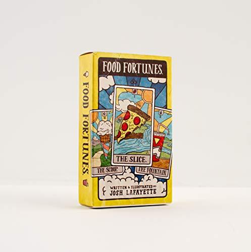 Food Fortunes (Mixed media product): Josh Lafayette