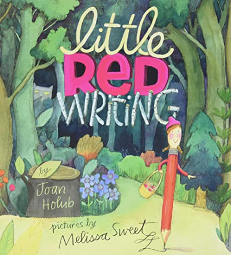 9781452152097: Little Red Writing