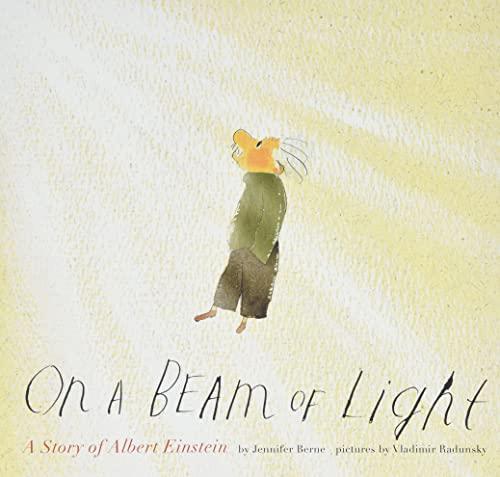 9781452152110: On a Beam of Light: A Story of Albert Einstein