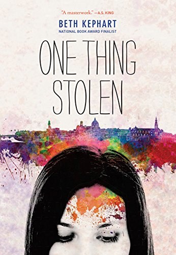 9781452152134: One Thing Stolen