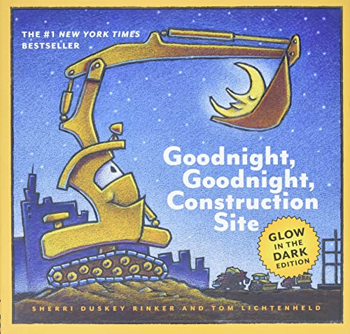 9781452152158: Goodnight, Goodnight, Construction Site