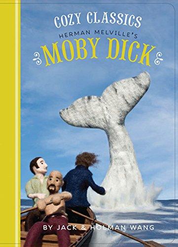 9781452152462: Cozy Classics: Moby Dick